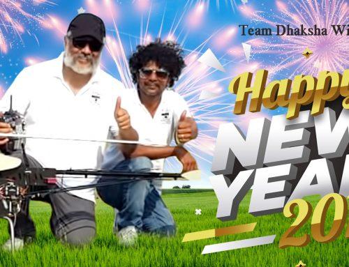 Glimpse of Team Dhaksha 2018