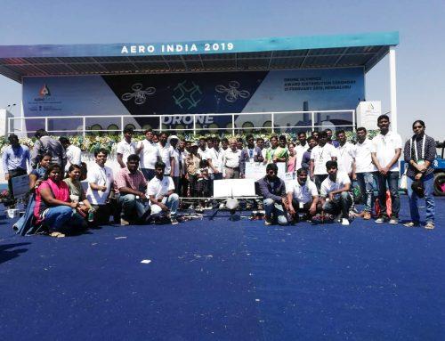 Drone Olympics | 2019 | Team Dhaksha