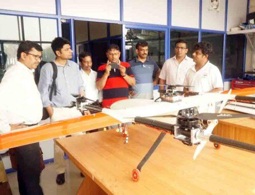 Team Dhaksha | Investors Visit | PWC | JK Tires